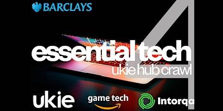 The Ukie Hub Crawl 2021: Essential Tech tickets