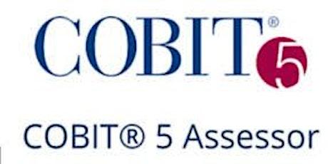COBIT 5 Assessor 2 Days Training in Regina tickets