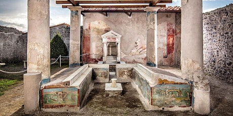 Colchester Archaeology Talks 2021: Roman Life - Dining tickets
