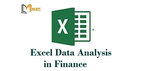 Excel Data Analysis in Finance1 Day Virtual Training in Melbourne tickets