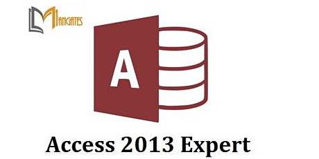 Access 2013 Expert 1 Day Training in Auckland tickets