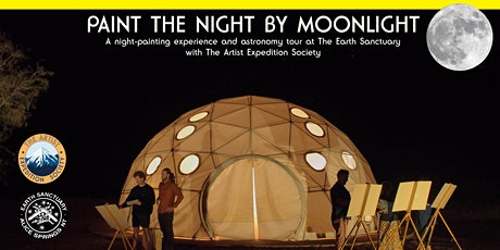 Paint the Night By Moonlight October 16th 2021 tickets