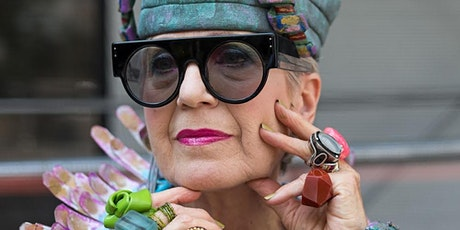 A Chat with Debra Rapoport: Advanced Style Fashion Icon and Designer tickets