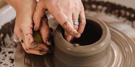 Atelier Découverte la Céramique au Tour billets