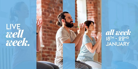 """Sit well and breathe better with Pilates at your """"desk"""" tickets"""