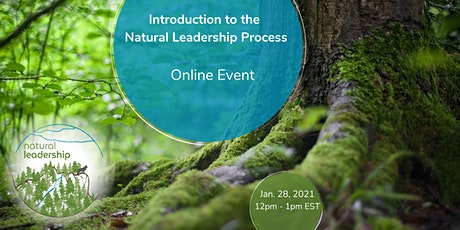 Introduction to the Natural Leadership Process tickets