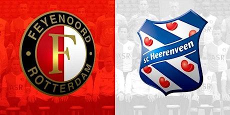 ONLINE@!. Feyenoord - Heerenveen LIVE OP TV 23 Dec 2020 tickets
