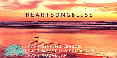 HEARTSONGBLISS tickets