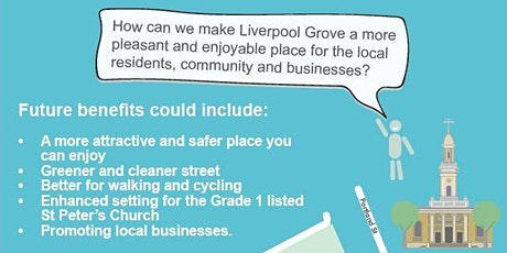Liverpool Grove virtual Co-Design Workshop tickets