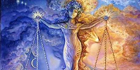 6th Online -  Harmony, balance & Union of Divine Feminine & Masculine tickets