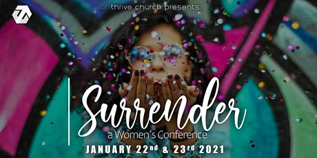 Surrender Women's Conference tickets