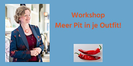 Workshop Meer Pit in je Outfit! tickets