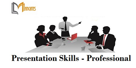 Presentation Skills - Professional 1 Day Training in Wellington tickets