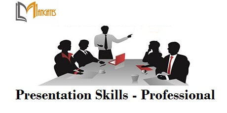 Presentation Skills - Professional 1 Day Training in Auckland tickets