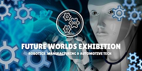 Future World Showcase Exhibition tickets