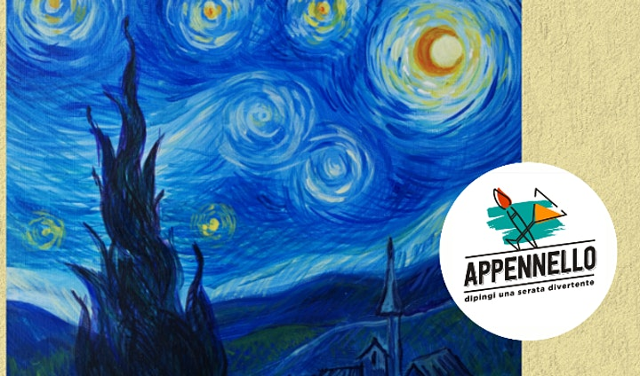 Immagine Appennello virtuale - Stelle e Van Gogh