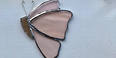 Glass Butterfly Workshop (copper foiling technique) tickets