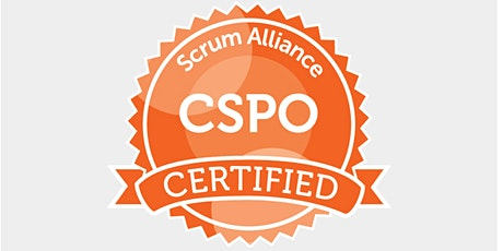 Certified Scrum Product Owner(CSPO)Training from Anderson Hummel tickets