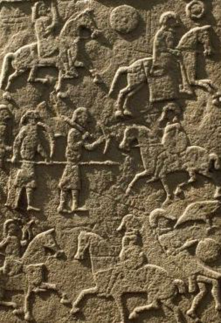 Linlithgow Museum Online Talk: The Battle of Nechtansmere, 685AD image