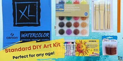 Standard DIY Art Kit