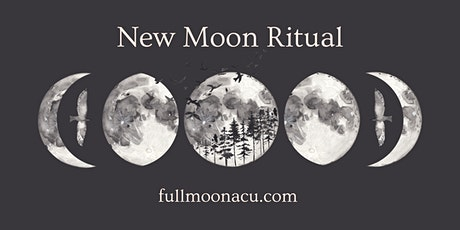 New Moon Ritual (Pisces) tickets