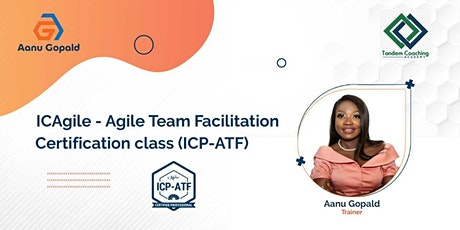 Virtual ICAgile - Agile Team Facilitation Certification  (ICP-ATF) tickets