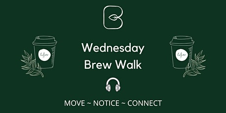 Brew Walk - Weds lunchtimes ONLINE tickets