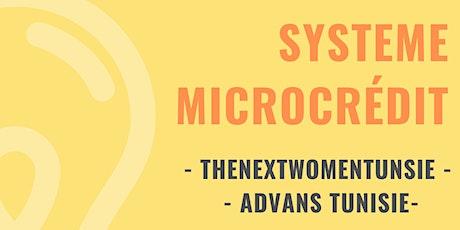 TNWT_ACCES AUX FINANCES, Le système microcrédit billets