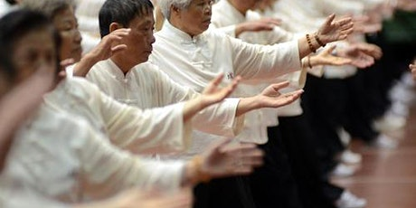 Tai Chi Qigong (shibashi) for Well-being 2-day course tickets