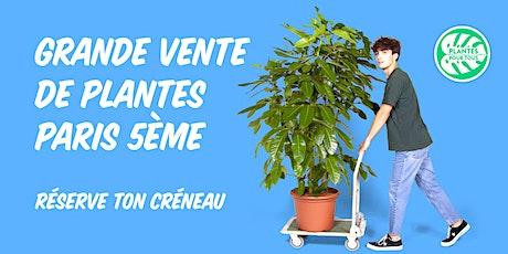 Grande Vente de Plantes - Paris 5ème billets
