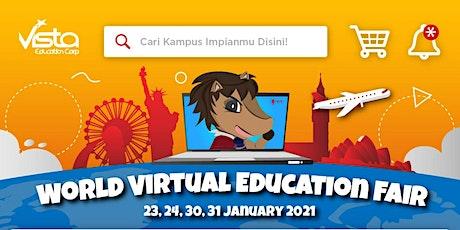 World Virtual Education Fair 2021 tickets