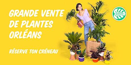 Grande Vente de Plantes - Orléans billets