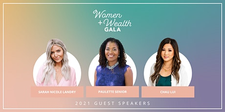 2021 Virtual International Women's Day Women + Wealth Gala tickets