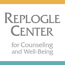 Replogle Center for Counseling & Well-Being logo