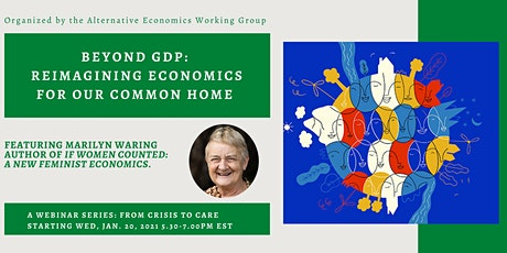 Beyond GDP: Reimagining Economics for our Common Home tickets