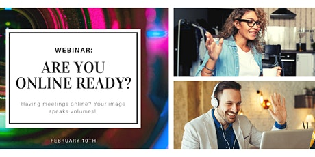 Are You Online Ready? Webinar - February 10th, 2021 tickets