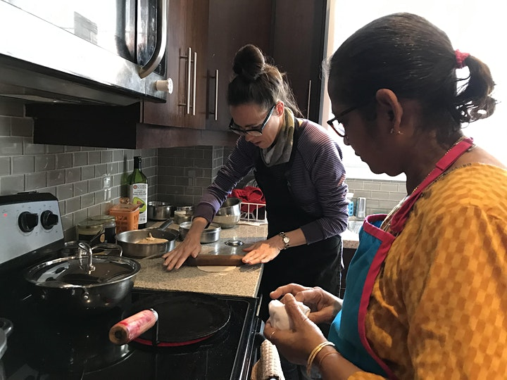 Indian Vegetarian Cooking Class image
