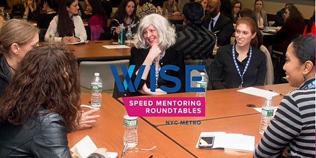 2021 WISE NYC Metro: Speed Mentoring Roundtables tickets