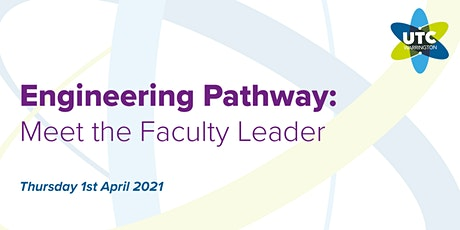 UTC Warrington: Meet the Engineering Faculty Leader tickets