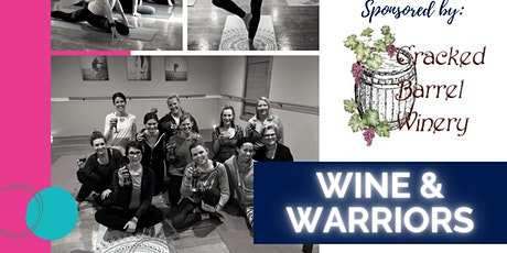 Wine & Warriors tickets