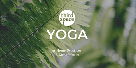 Third Space Community Yoga - Online tickets