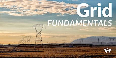 Grid Fundamentals Webinar tickets