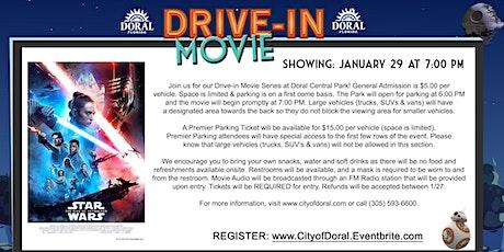 Drive-In Movie: Star Wars: Rise of Skywalker tickets