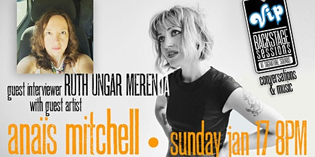 The Backstage Sessions at Sig Sounds: Ruth Ungar Merenda & Anais Mitchell tickets