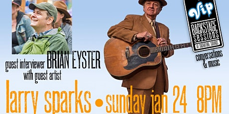 The Backstage Sessions at Signature Sounds: Brian Eyster & Larry Sparks tickets