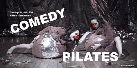 Comedy Pilates tickets