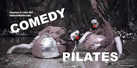 Comedy Pilates entradas