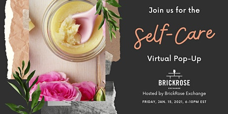 Self Care Virtual Pop-Up tickets