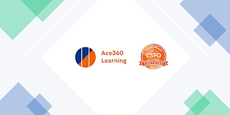 Ace360 Learning CSPO® Feb 25-26,2021( USA -ET) tickets