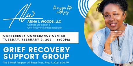 Anna L Woods, LLC | 8-Week Grief Recovery Support Group tickets